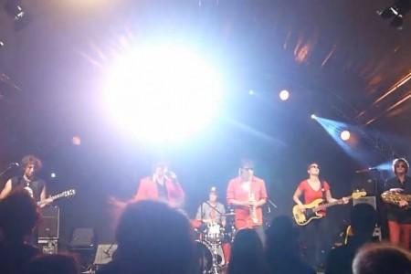 Tedmo Festival sur scène video