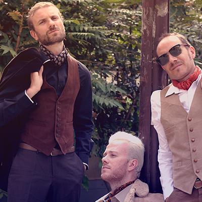 photo trio dandy