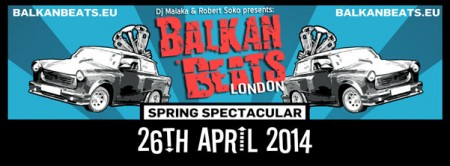 balkan beats london Flying Orkestar