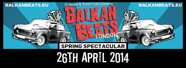 balkan beats london Flying Orkestar