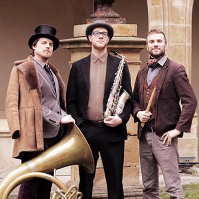 photo du Trio Dandy