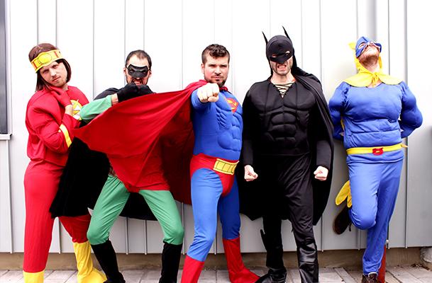 La Fanfare des Super Héros
