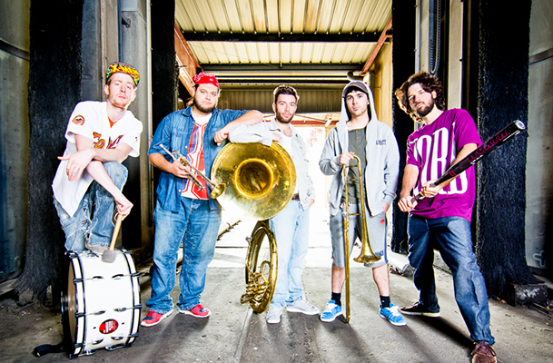 The Brass Machines