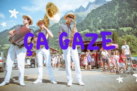 ca gaze trio marching band youtube