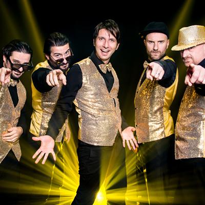 24 Carats Ok - Un live dont vous êtes le héros Groupe de karaoke live Karaoke Live Band